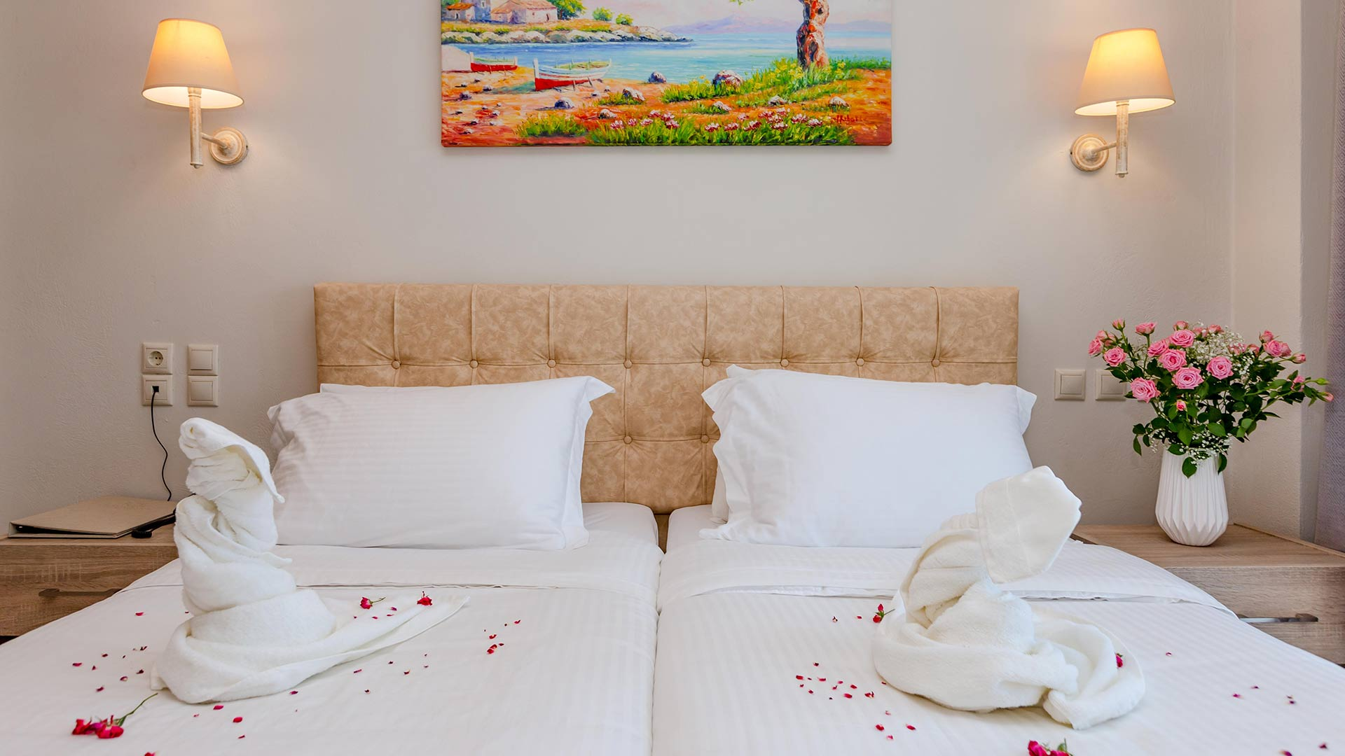 Apartments & Studios | Robolla Beach Aparthotel Roda Corfu