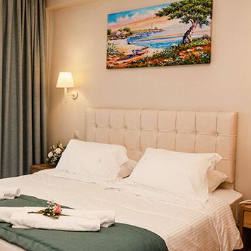 Apartments | Robolla Hotel Roda Corfu