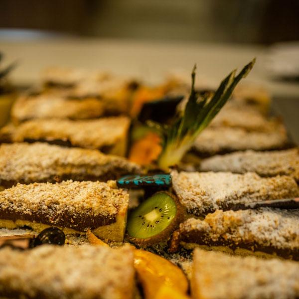 Desserts | Robolla Hotel Roda Corfu