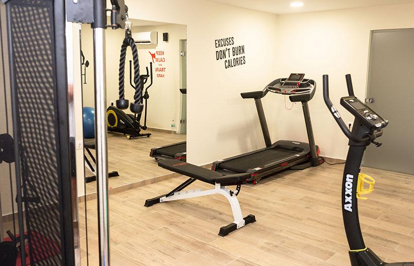 Gym | Robolla Hotel Roda Corfu