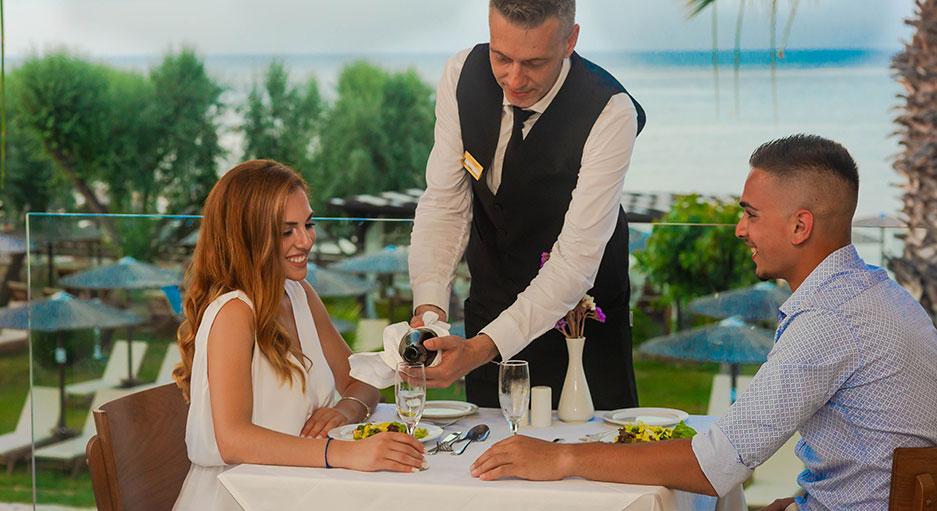 Restaurant | Robolla Hotel Roda Corfu